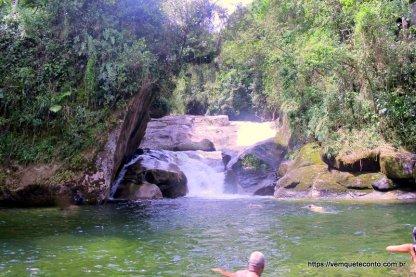 Cachoeira da Maromba - Parque Nacional do Itatiaia - RJ