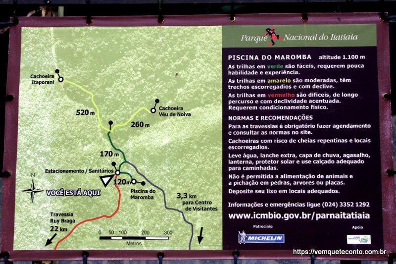 Trilhas do Parque Nacional do Itatiaia - RJ