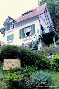 Casa de Santos Dumont - Petrópolis/RJ