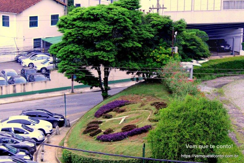 Relógio de Flores - Petrópolis/RJ