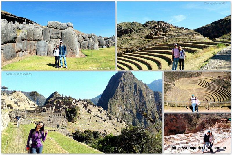 Roteiro 7 dias Peru
