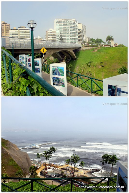 Malecon de Miraflores - Lima/Peru