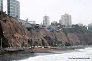 Shopping Larcomar-Lima/Peru