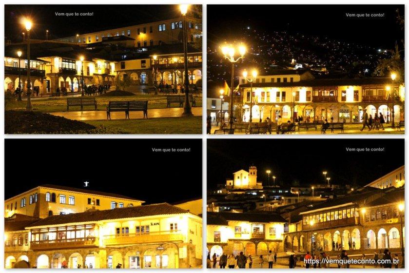Plaza de Armas - Cusco/Peru