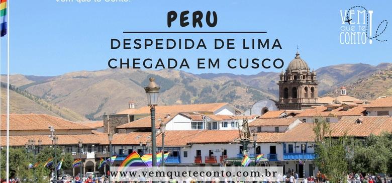 Plaza de Armas de Cusco/Peru