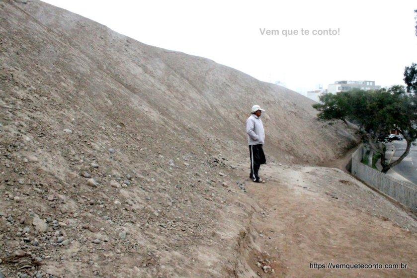 Huaca Puclana - Lima/Peru