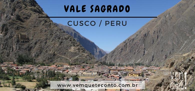 Vale Sagrado Cusco Peru