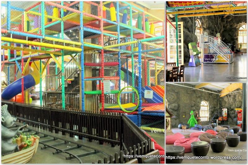 Playground - Parque Terra Mágica Florybal