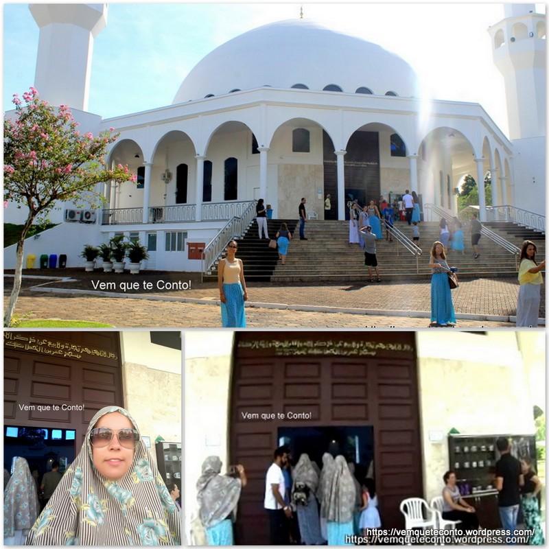 Mesquita Islâmica Foz do Iguaçu
