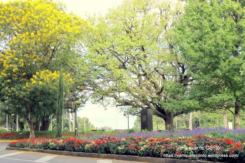 Jardins do Centro de Gramado
