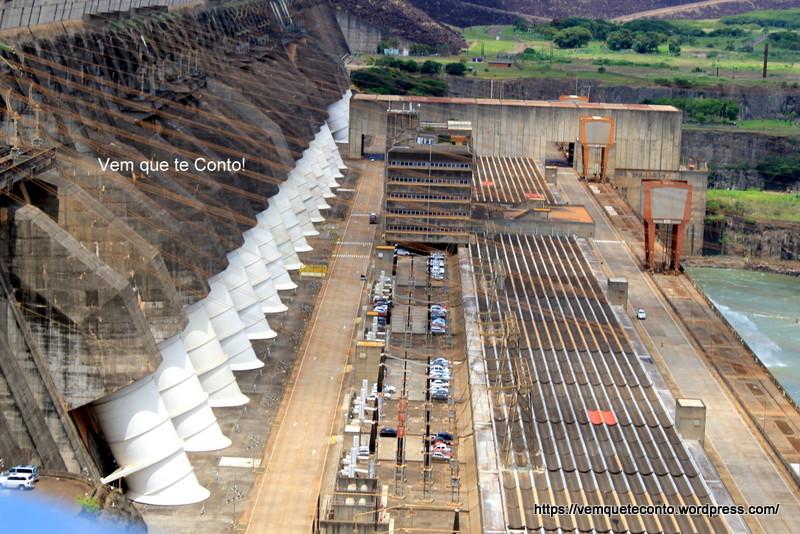 Visita Panorâmica Usina Hidrelétrica de Itaipu