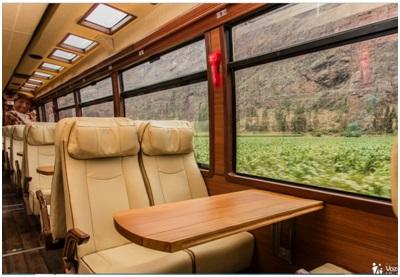 Trem Executivo Inca Rail