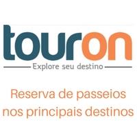 Tour On - Reserva de passeios, ingressos, gastronomia e transfers nos principais destinos.