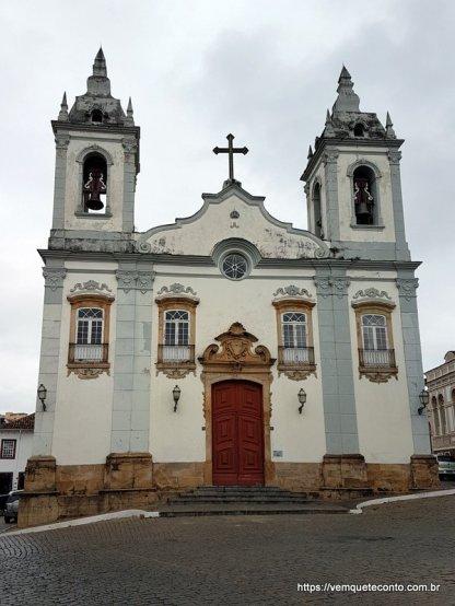 Igreja Nossa Senhora do Rosário - São João del Rei/MG