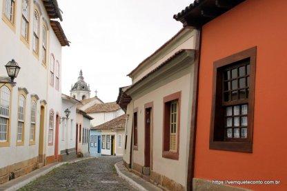 Rua das casas tortas - São João del Rei/MG