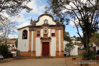 Igreja Nossa Senhora do Rosário - Tiradentes/MG
