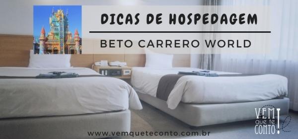 Onde se hospedar no Beto Carrero