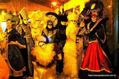 Carnevale di Venezia - Nova Veneza/SC