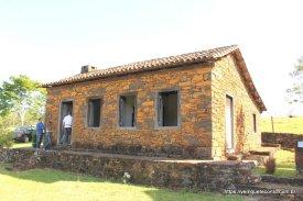 Casas de Pedra - Nova Veneza/SC
