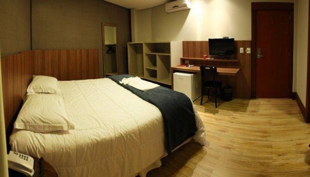 Apartamento Luxo - Hotel Bormon - Nova Veneza/SC