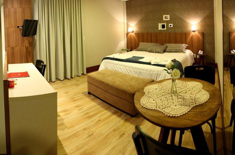 Apartamento Super Luxo - Hotel Bormon - Nova Veneza/SC