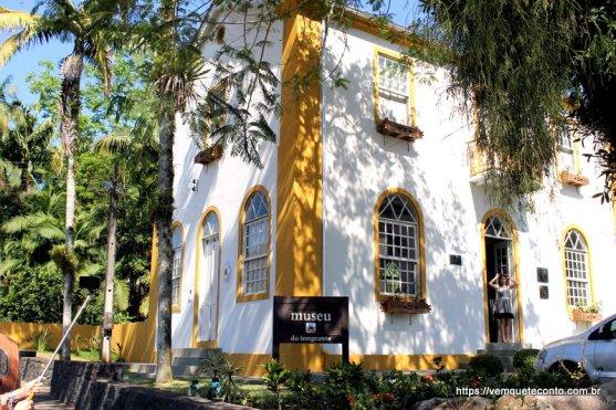 Museu do Imigrante - Nova Veneza/SC