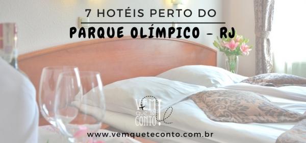 Hotéis perto do Parque Olímpico do Rio